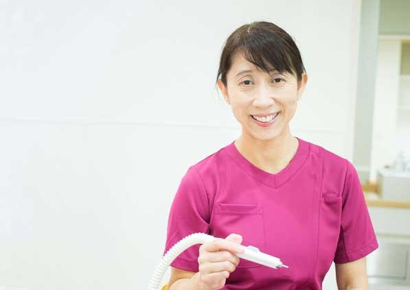 看護師 西村 直美