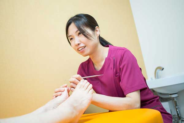 看護師 赤木 智子