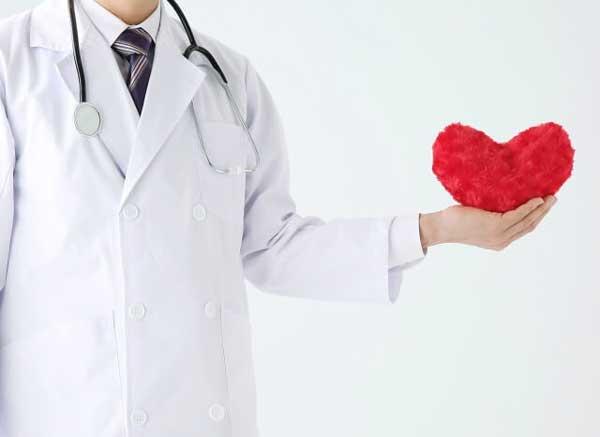 医師がしっかりと再検査します